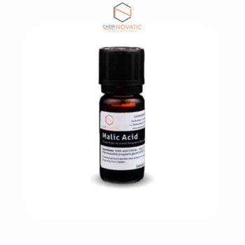 Molécula-Ácido-Málico-Chemnovatic-Tapervaper