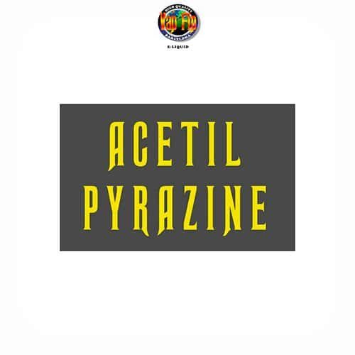Molecula-Acetil-Pyrazine-Vap-Fip-Tapervaper