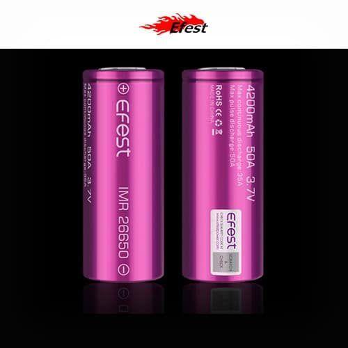 Batería-Efest-26650-4200--Tapervaper
