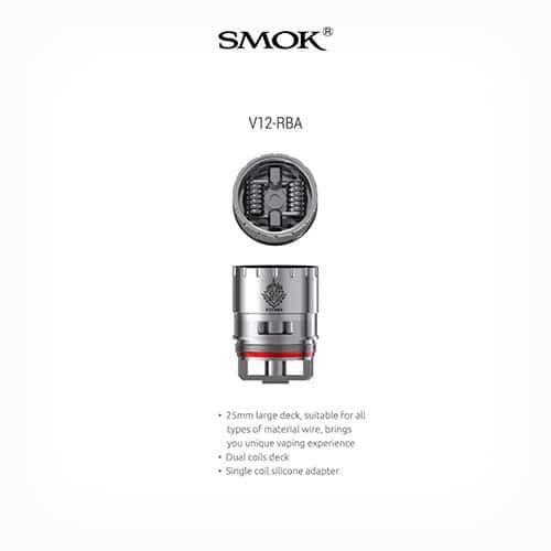 Smok-TFV12-V12-RBA-Tapervaper