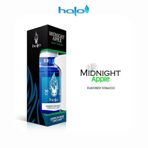 Midnight-Apple-e-liquid-Halo-30-ml-Tapervaper