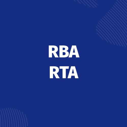 RBA / RTA