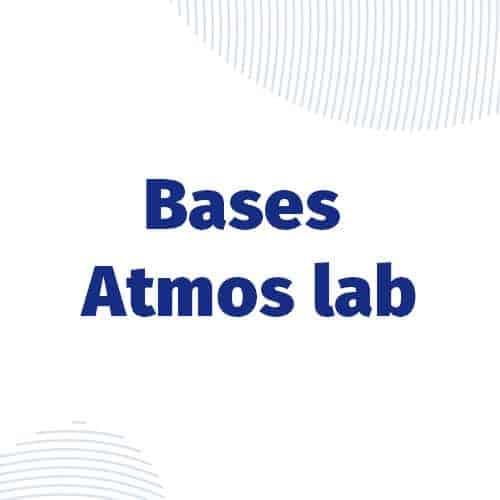 Bases Atmos lab