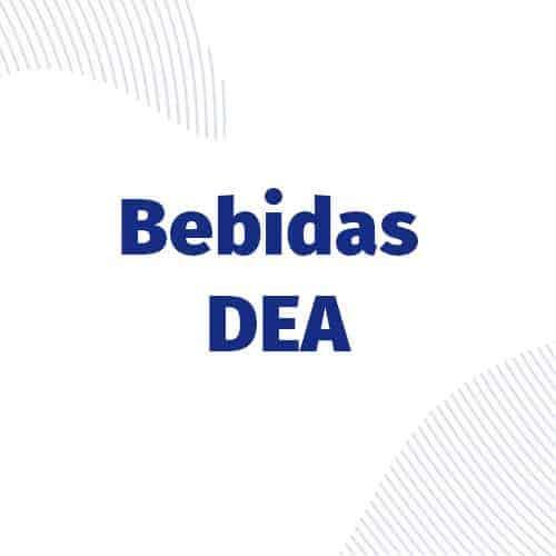 Bebidas (DEA)