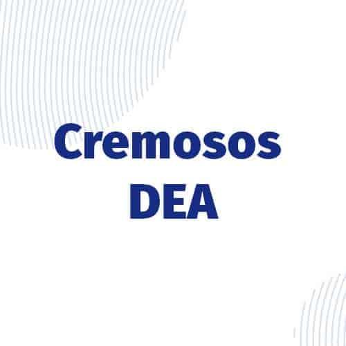 Cremosos (DEA)
