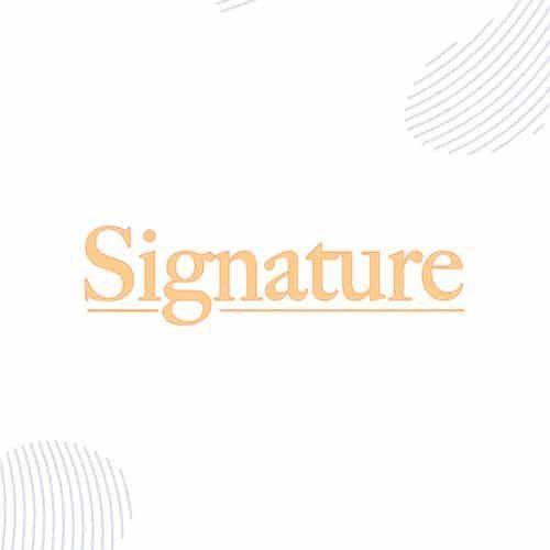 Signature Series (Drops)