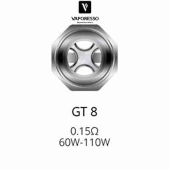 Vaporesso-Resistencia-GT8--Tapervaper