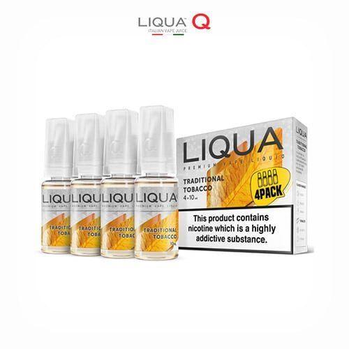 Traditional-Tobacco-3+1-Liqua-Tapervaper