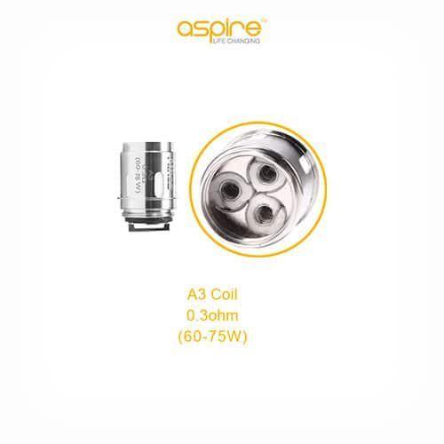 Aspire-Resistencia-Athos-A3-Tapervaper