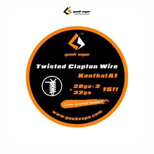 Geekvape-Bobina-KA1-Twisted-Clapton-28GAx2+32GA-Tapervaper