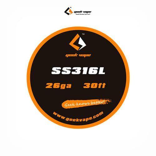 Geekvape-Bobina-SS316-26GA-Tapervaper