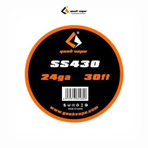 Geekvape-Bobina-SS430-24GA-Tapervaper