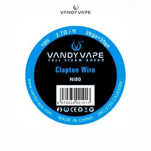 Vandyvape-Bobina-Clapton-Ni80-26AWG+35AWG-Tapervaper