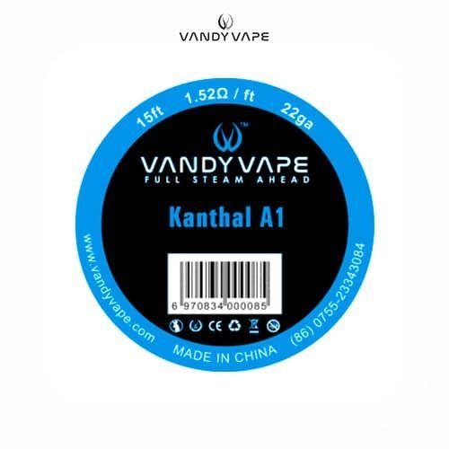 Vandyvape-Bobina-Kanthal-22AWG-Tapervaper