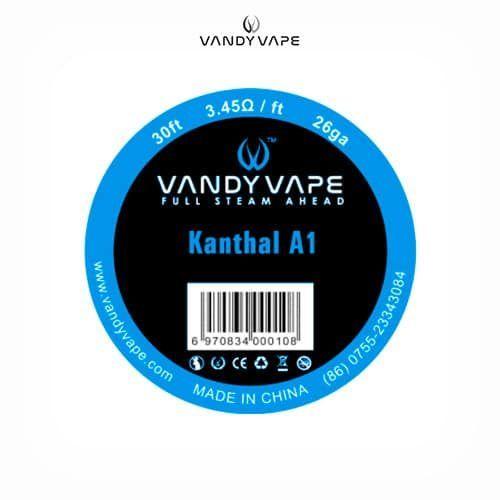 Vandyvape-Bobina-Kanthal-26AWG-Tapervaper