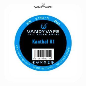 Vandyvape-Bobina-Kanthal-28AWG-Tapervaper