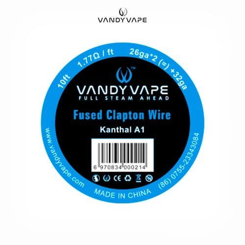 Vandyvape-Bobina-Kanthal-Fused-Clapton-26AWGx2+32AWG-Tapervaper