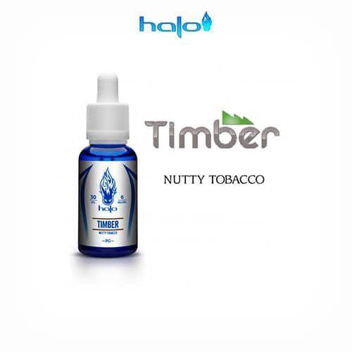 Timber-Halo-Tapervaper