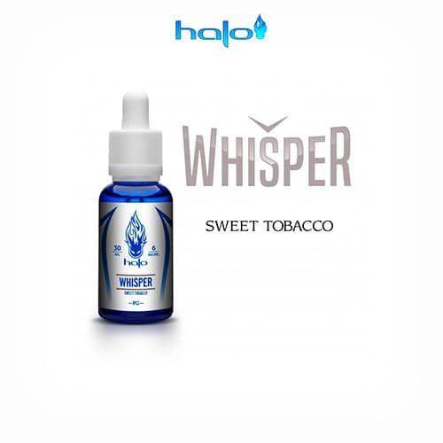 Whisper-Halo-Tapervaper