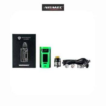 Reuleaux-RX2-20700-Kit-Wismec----Tapervaper