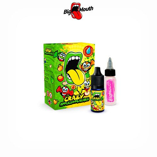 Aroma-Crazy-Apples-and-Peaches-Big-Mouth-Tapervaper