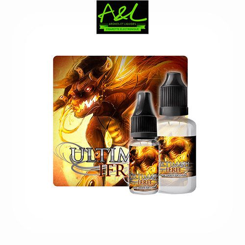 Aroma-Ultimate-Ifrit-A&L-Tapervaper