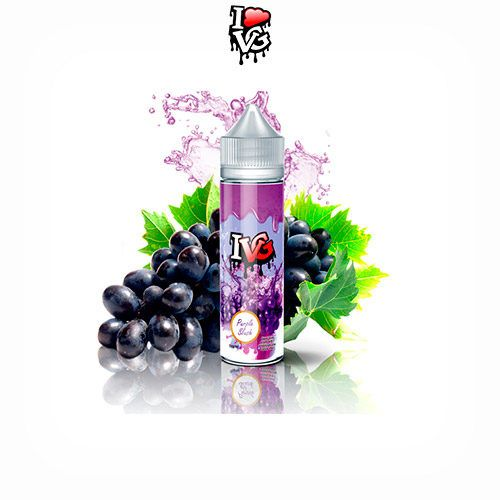 I-Like-VG-Purple-Slush-Tapervaper