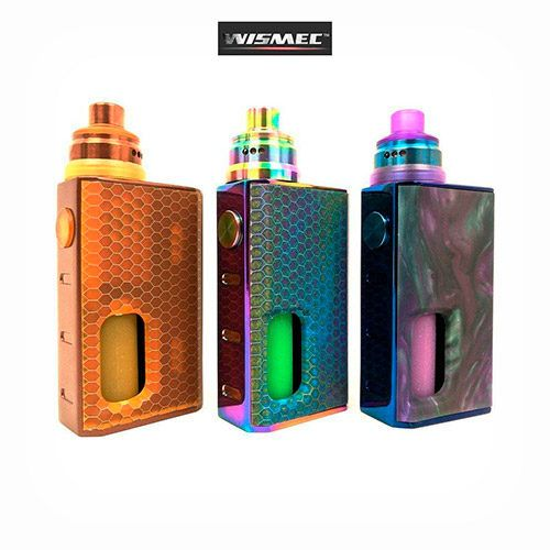 Luxotic-BF-Kit-Wismec-Tapervaper