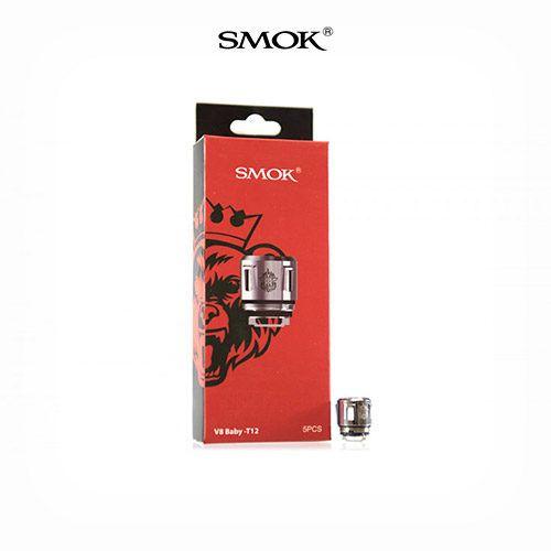 Smok-Resistencia-V8-Baby-T12-Tapervaper
