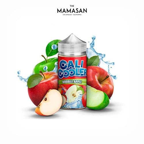 Double-Apple-Cali-Cooler-Mamasan-Tapervaper