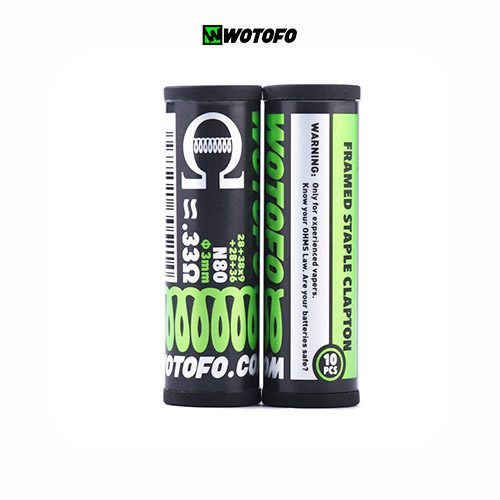 Wotofo-Resistencia-Prefabricada-Framed-Staple-Coil-Tapervaper