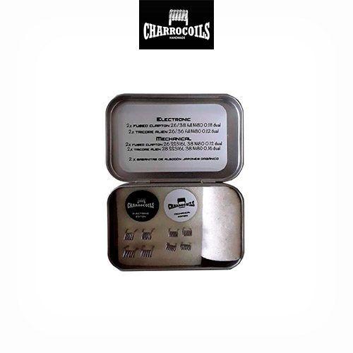 Charro-Coils-Lata-Special-Edition-Tapervaper