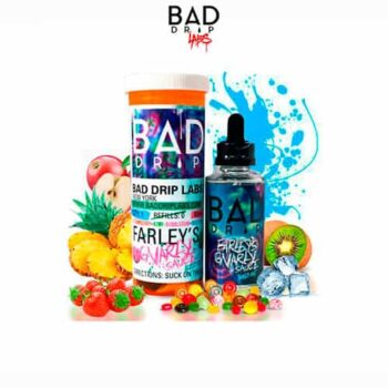 Farley´s-Gnarly-Sauce-Iced-Out-Bad-Drip-Tapervaper