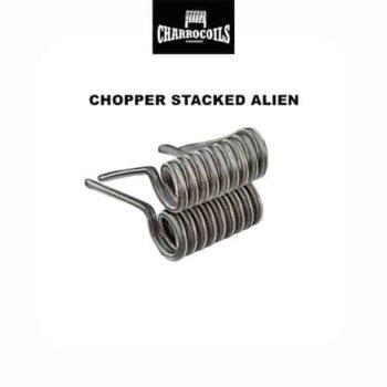 Resistencia-Chopper-Stacked-Alien-Charro-Coils-Tapervaper