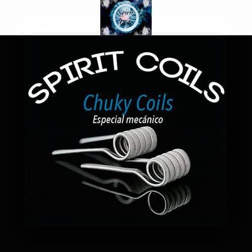 Resistencia-Chuky-Spirit-Coils-Tapervaper