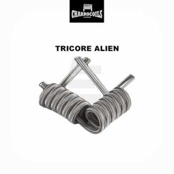Resistencia-Tricore-Alien-Electrónico-Charro-Coils-Tapervaper