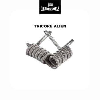 Resistencia-Tricore-Alien-Mecánico-Charro-Coils-Tapervaper