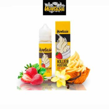 Killer-Custard-Strawberry-Vapetasia-Tapervaper