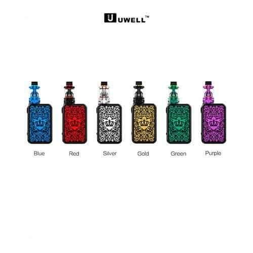 Crown-IV-Kit-Uwell-Tapervaper