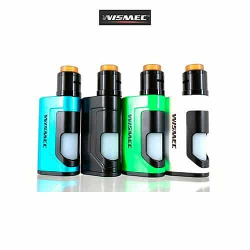 Luxotic-DF-Box-Wismec-Tapervaper