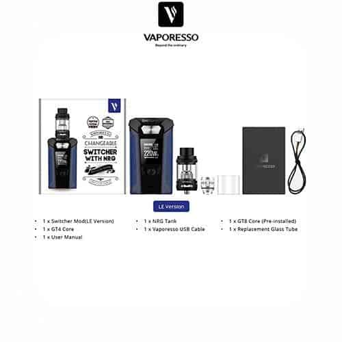 Switcher-220W-LE-Kit-Vaporesso----Tapervaper