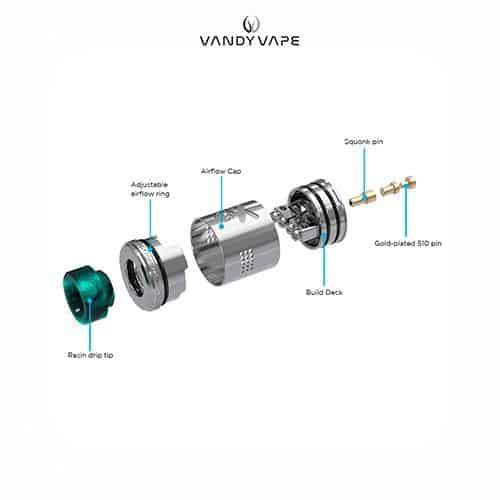 Vandyvape-Bonza-V15-RDA---Tapervaper
