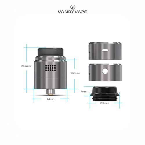 Vandyvape-Widowmaker-RDA----Tapervaper