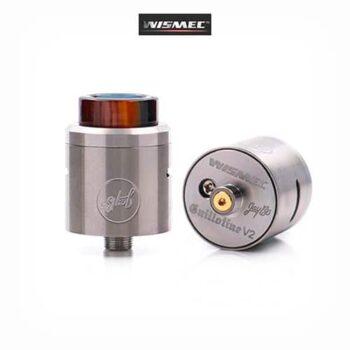 Wismec-Guillotine-V2-RDA----Tapervaper