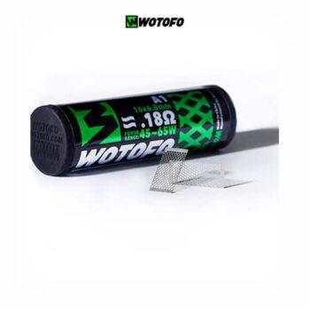 Wotofo-Resistencia-Prefabricada-Profile-RDA-Mesh-Coil--Tapervaper