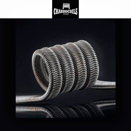 Resistencia-Single-26-Charro-Coils-Tapervaper