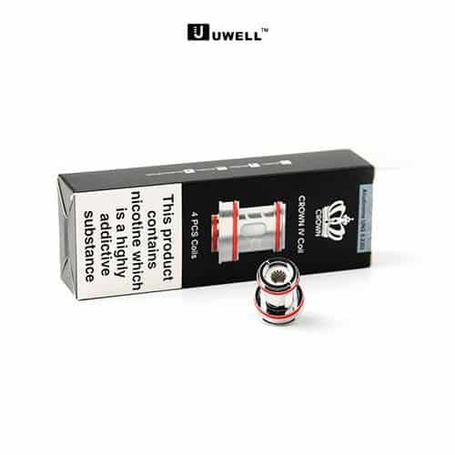 Uwell-Resistencia-Crown-IV-UN2-Meshed-Tapervaper