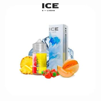 Melon-&-Pineapple-&-Strawberry-Booster-Ice-e-Liquid-Tapervaper