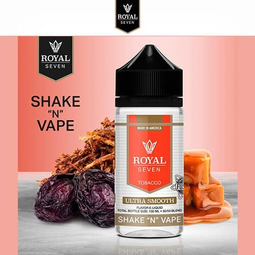 Ultra-Smooth-Royal-Seven-Tapervaper
