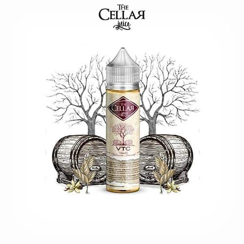 The-Cellar-Juice-Vanilla-Tobacco-Custard-VTC-Tapervaper